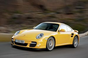 Porsche 911 Turbo by TheCarloos