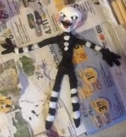 Marionette Clay Model Practice by ShinySmeargle