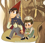 Over the Garden Wall by Wowza-Wowzers