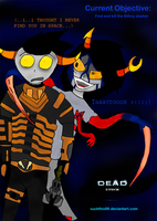 Dead-stuck by Suckthis99