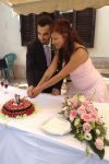 My brother and my new sister-in law by AliceSacco