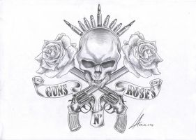 Guns N' Roses Remake by Zander1994