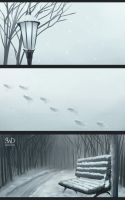 white silence by ShiwDen