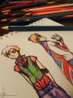 APH England sketch by Juliya-Kistenjova by Julia-Kisteneva