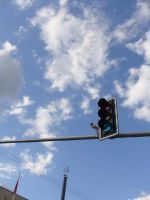 traffic lights. by miracoloso