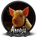 Amnesia: A Machine for Pigs - Icon by Blagoicons