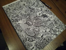 WATCH me Draw this! 15 hours of detailed art :) by ImportAutumn