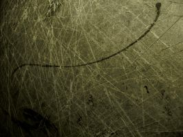 scratched wood by coVasderooH