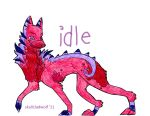 Idle the Eeinz by SkullCladWolf