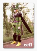 CELL by Shozen