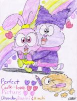 Perfect Cute-Love Picture by murumokirby360