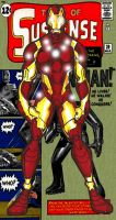 Classic Iron Man 2010 by RWhitney75