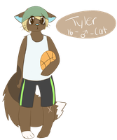 Tyler by tocame