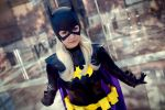 Batgirl: Stephanie Brown V by Aigue-Marine