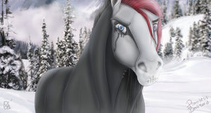 White as snow - Pianless Trade by xaarts