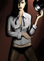 Zatanna - Adam's colors by AdamTupper