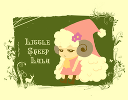 Little Sheep Lulu by Refel-Salala