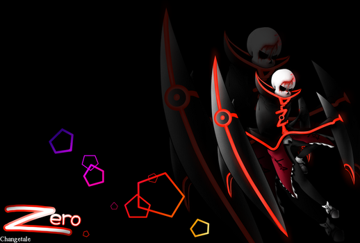 WallPaper - (Monster)Zero by Orez-Suke