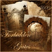 Foridden Gates small pack by moonchild-ljilja