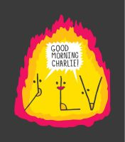 Charlie's Angles by LetsMakeArt