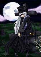 Undertaker_Welcome to my Yard by Angel-soma