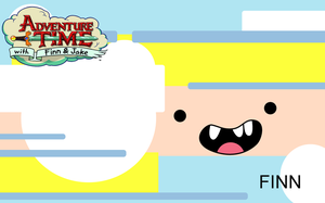 Adventure Time: Finn (Desktop) by LooseId