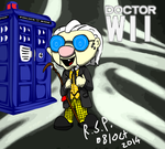 Doctor Wii Number 1 played by Professor E.Gadd by TimeLordParadox