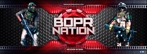 BOPR Facebook cover by Msbermudez