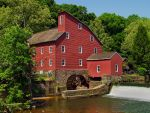 Red Mill 3 by Dracoart-Stock