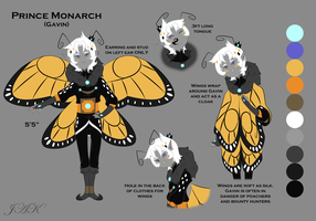 Prince Monarch Revamped by XombieJunky
