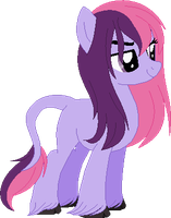 Cute Pony Adoptable .:CLOSED:. by Starlollipop