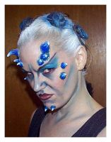 Halloween Makeup 3 by only-zuul