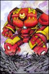 HulkBuster by orphanshadow