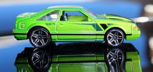 92 Mustang by boogster11