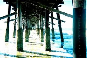 The Pier by XpiccadillyXcircusX