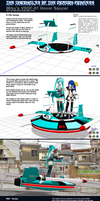 MMD Miku's VSDF-01 Instruction Sheet by Trackdancer