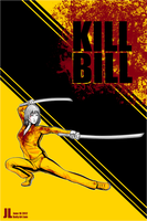Kill Bill -June '12 Daily Art Jam- Day 16 by JeremiahLambertArt