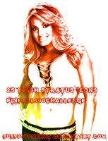 Trish Stratus Icon Pack by BubblyPunkKat