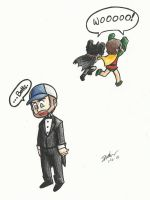 And Alfred Too? by Inamkur