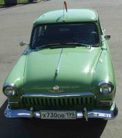 GAZ-21 Volga by dog123456