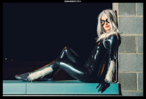 Black Cat, Animazement 2014 by theARTofCARNAGE