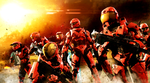 The Red Team by LordHayabusa357