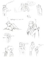 A Burnsmithers Sketchdump... by harrimaniac27