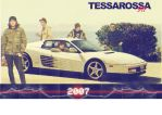 Testarossa 911- Overdrive by MrBigglesworth