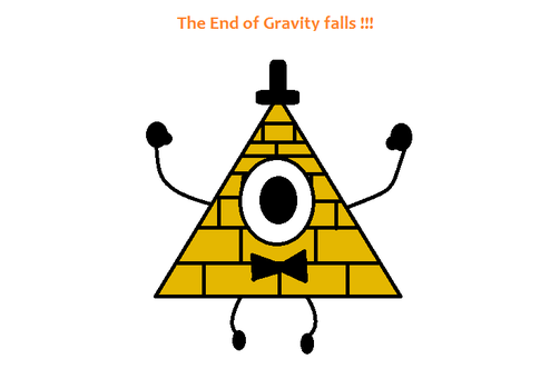 The End of Gravity Falls by Okotomu