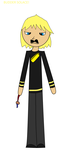 Goldsolace by cindytanner