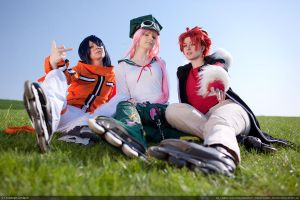 Air Gear - Sky Kings by Firiless