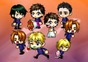 wtf Ouran Maple? by Pinata-Colada
