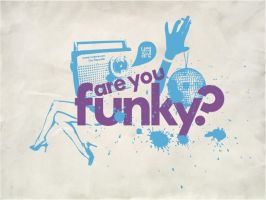 are you funky ? by TiBoh