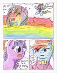 Fluttershy and the Rainbow Factory P. 29 by The1King